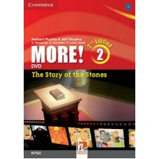 More! (2nd edition) Level 2 DVD