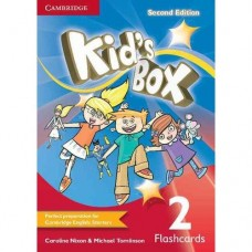 Kid's Box (2nd) Level 2 Flashcards