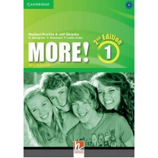 More! (2nd edition) Level 1 Workbook