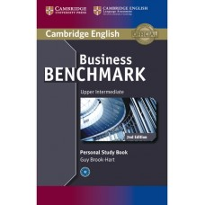 Business Benchmark (2nd) Upper-Intermediate  BULATS and Business Vantage Personal Study Book