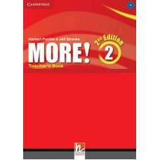 More! (2nd edition) Level 2 Teacher's Book