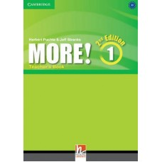 More! (2nd edition) Level 1 Teacher's Book