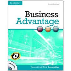 Business Advantage Intermediate Personal Study Book + Audio CD