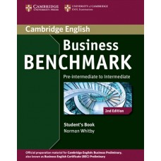 Business Benchmark (2nd) Pre-intermediate to Intermediate Business Preliminary Student's Book