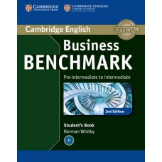 Business Benchmark (2nd) Pre-intermediate to Intermediate BULATS Student's Book