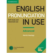 English Pronunciation in Use Advanced with answers + Online Audio
