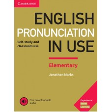 English Pronunciation in Use Elementary with answers + Online Audio