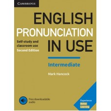 English Pronunciation in Use (2nd) Intermediate with answers + Online Audio
