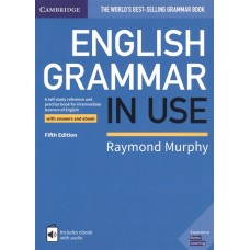 English Grammar in Use (5th edition) with Answers + Interactive eBook