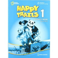 Happy Trails 1 Activity Book