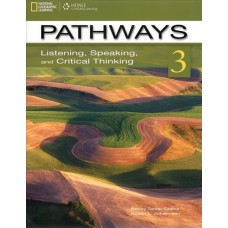 Pathways 3 Listening, Speaking and Critical Thinking Student's Book + Online Workbook Access Code