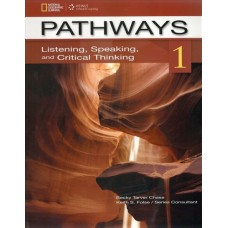 Pathways 1 Listening, Speaking and Critical Thinking Student's Book + Online Workbook Access Code
