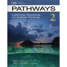 Pathways 2 Listening, Speaking and Critical Thinking Student's Book + Online Workbook Access Code