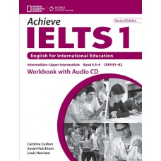 Achieve IELTS (2nd) 1 Workbook + Audio CD