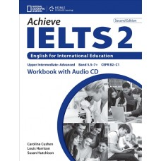 Achieve IELTS (2nd) 2 Workbook + Audio CD