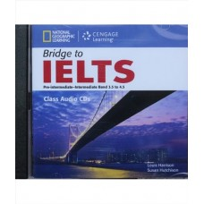 Bridge to IELTS Class Audio CD
