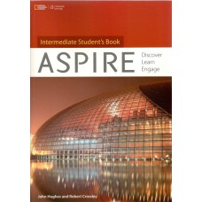 Aspire Intermediate Student's Book + DVD