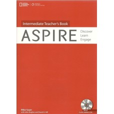 Aspire Intermediate Teacher's Book + Class Audio CD