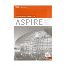 Aspire Intermediate Workbook + Audio CD