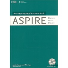 Aspire Pre-intermediate Teacher's Book + Class Audio CD