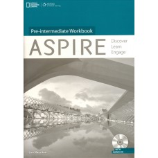 Aspire Pre-intermediate Workbook + Audio CD