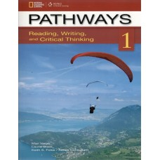 Pathways 1 Reading, Writing and Critical Thinking Student's Book + Online Workbook Access Code