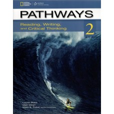 Pathways 2 Reading, Writing and Critical Thinking Student's Book + Online Workbook Access Code