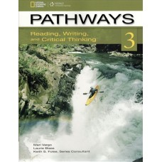 Pathways 3 Reading, Writing and Critical Thinking Student's Book + Online Workbook Access Code