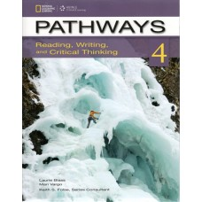 Pathways 4 Reading, Writing and Critical Thinking Student's Book + Online Workbook Access Code