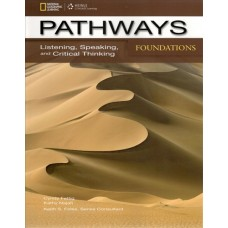 Pathways Foundations Listening, Speaking and Critical Thinking Student's Book + Online Workbook Access Code