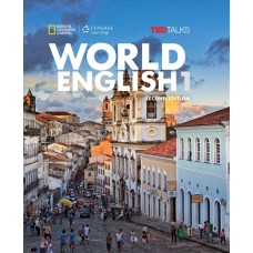 World English (2nd) 1 Student Book + CD-Rom