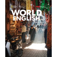 World English (2nd) 3 Student Book + CD-Rom