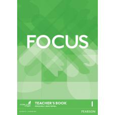 Focus 1 Teacher's Book + DVD-ROM