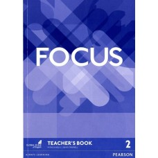 Focus 2 Teacher's Book + DVD-ROM