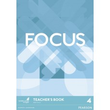 Focus 4 Teacher's Book + DVD-ROM