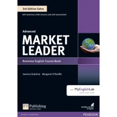 Market Leader (3rd Edition) Advanced Extra Course Book + DVD-ROM + Online
