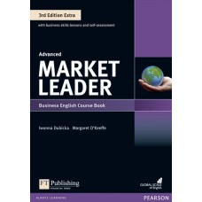 Market Leader (3rd Edition) Advanced Extra Course Book + DVD-ROM