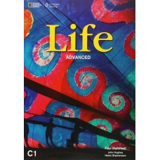 Life Advanced Student's Book + DVD + MyELT Online Resources