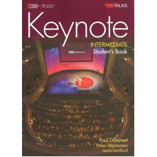 Keynote Intermediate Student's Book + DVD-Rom