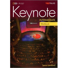 Keynote Intermediate Workbook + Audio CD