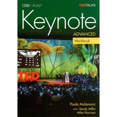 Keynote Advanced Workbook + Audio CD