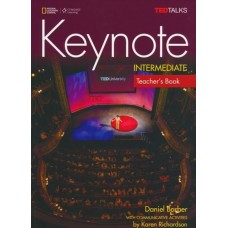 Keynote Intermediate Teacher's Book + Class Audio CD