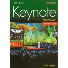 Keynote Advanced Teacher's Book + Class Audio CD