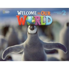 Welcome to Our World 2 Student's Book + MyNGconnect Online