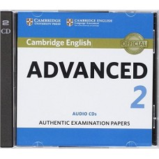 Cambridge English Advanced 2 Audio CDs