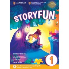 Storyfun (2nd) for Starters Level 1 Student's Book + Online Activities + Home Fun Booklet