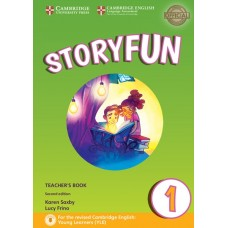 Storyfun (2nd) for Starters Level 1 Teacher's Book + Online Audio
