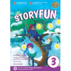 Storyfun (2nd) for Movers Level 3 Student's Book + Online Activities + Home Fun Booklet