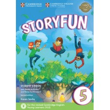 Storyfun (2nd) for Flyers Level 5 Student's Book + Online Activities + Home Fun Booklet
