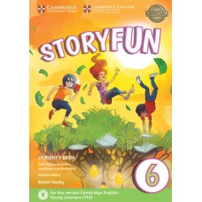 Storyfun (2nd) for Flyers Level 6 Student's Book + Online Activities + Home Fun Booklet